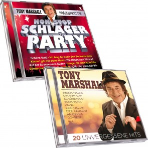 Tony Marshall - Unvergessene Hits | Set 2CD